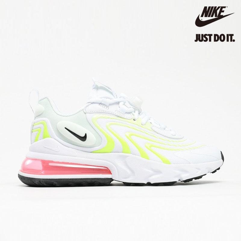 Nike Air Max 270 React ENG 'Watermelon' White Volt Pink - CK2608-100