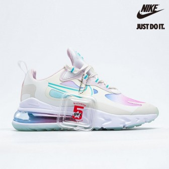 Nike Wmns Air Max 270 React SE 'Light Gradient White'