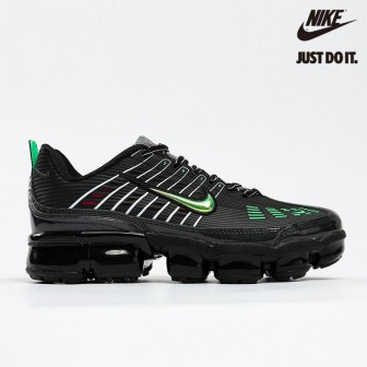Nike Air VaporMax 360 'Green Strike' Black Off Noir Green Strike Pink Blast