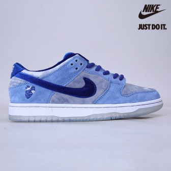 StrangeLove x Nike SB Dunk Low Blue